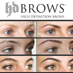 HD Brows from Katie Victoria