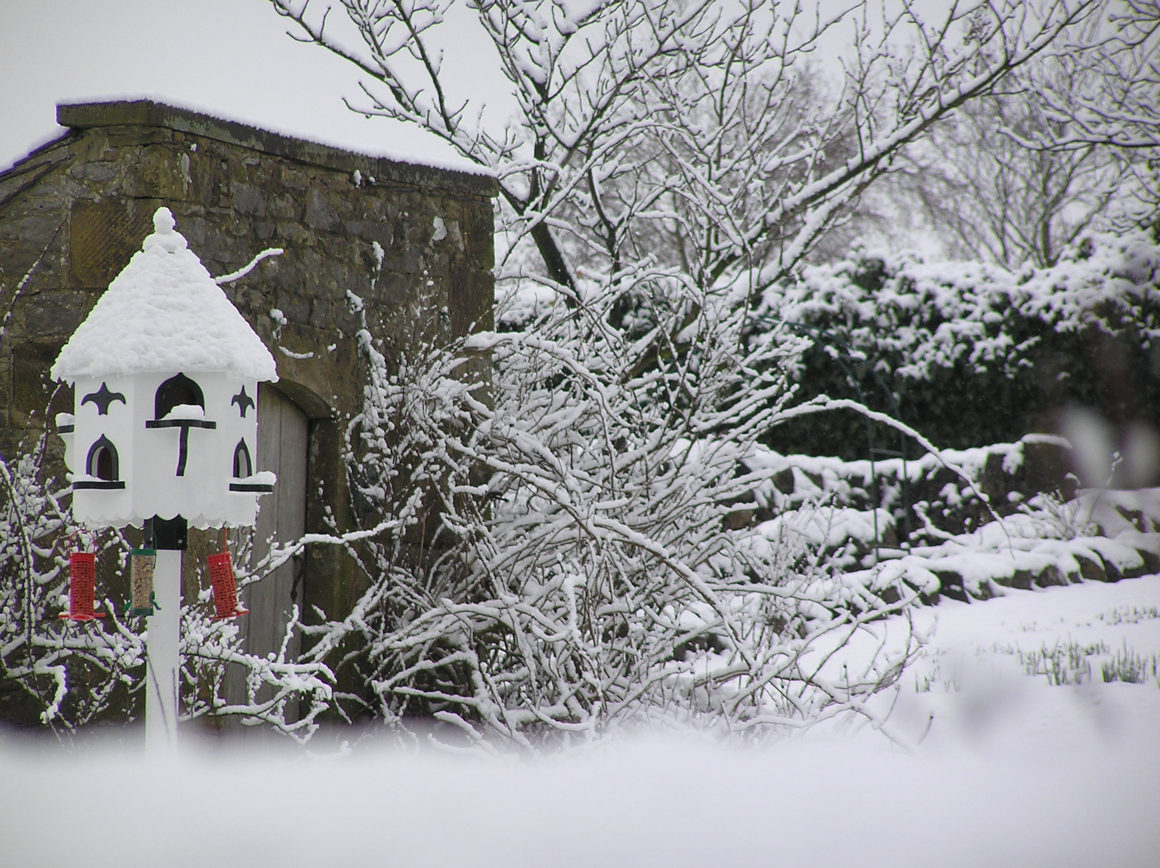 Derbyshire Holiday Cottages Winter